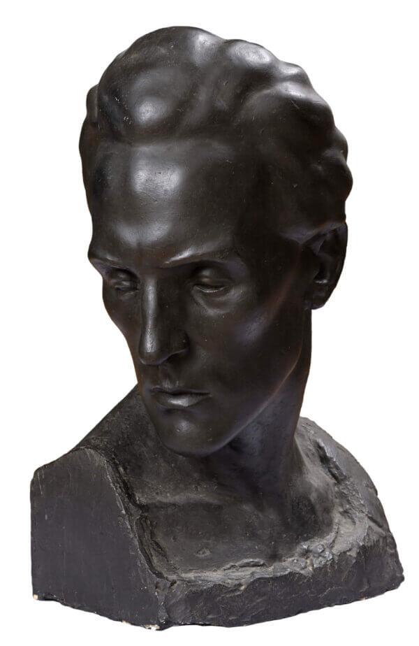 """52. HERMAN HALLISTE """"Ago"""" 1930"""