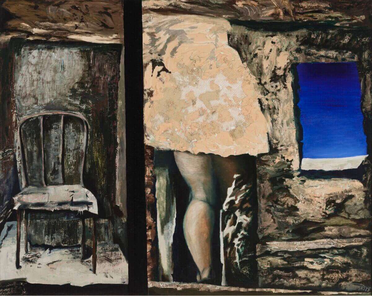 """18. VALDUR OHAKAS """"Vanas majas"""" 1975"""