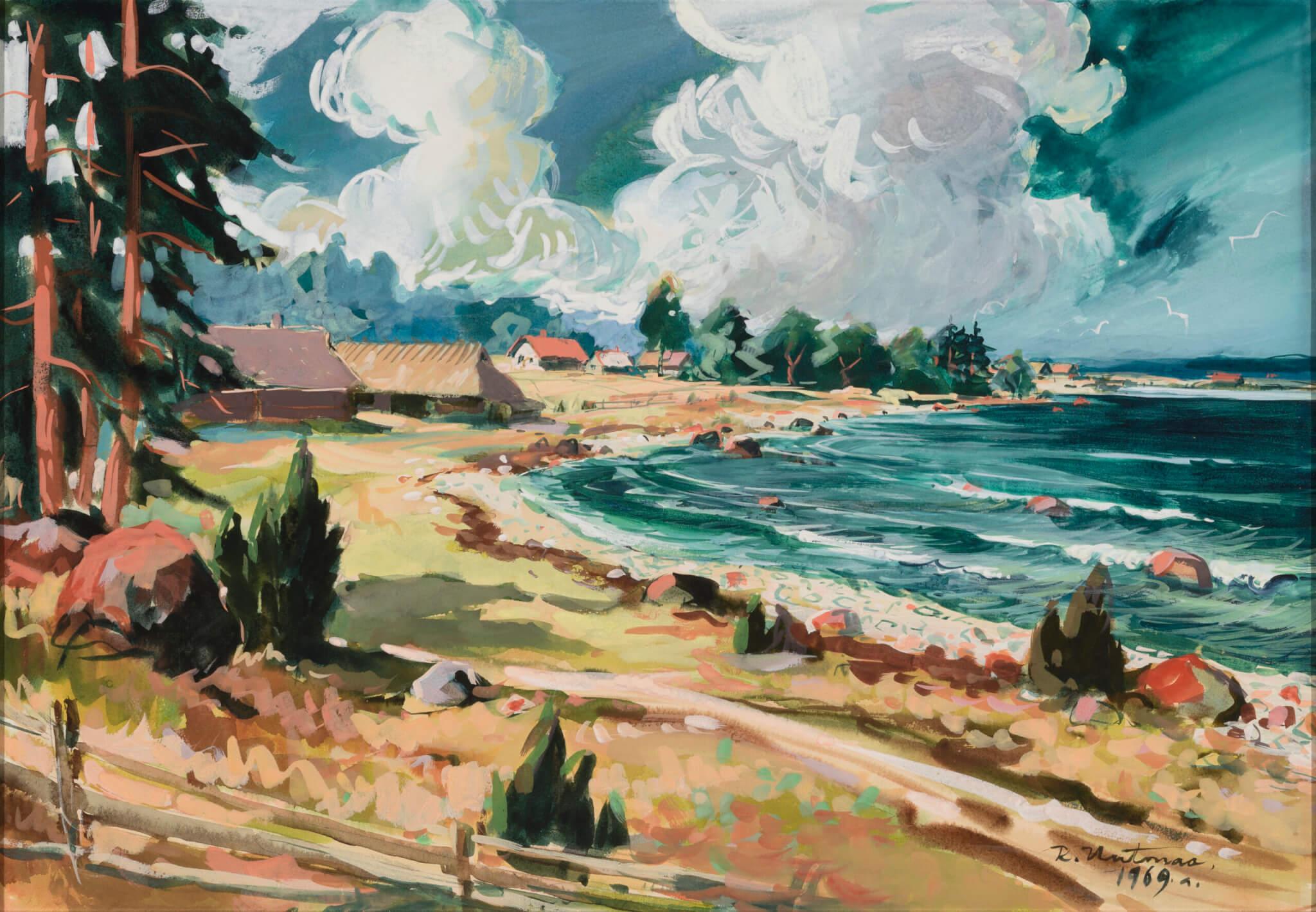 Richard Uutmaa Allee galerii