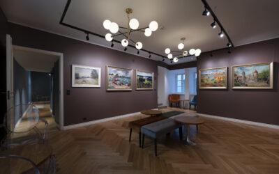 Allee galerii avamine Piret Kalda