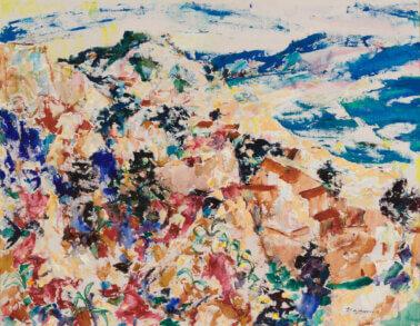 Eerik-Haamer-Hispaania-rannik-Allee-galerii-kunstioksjon