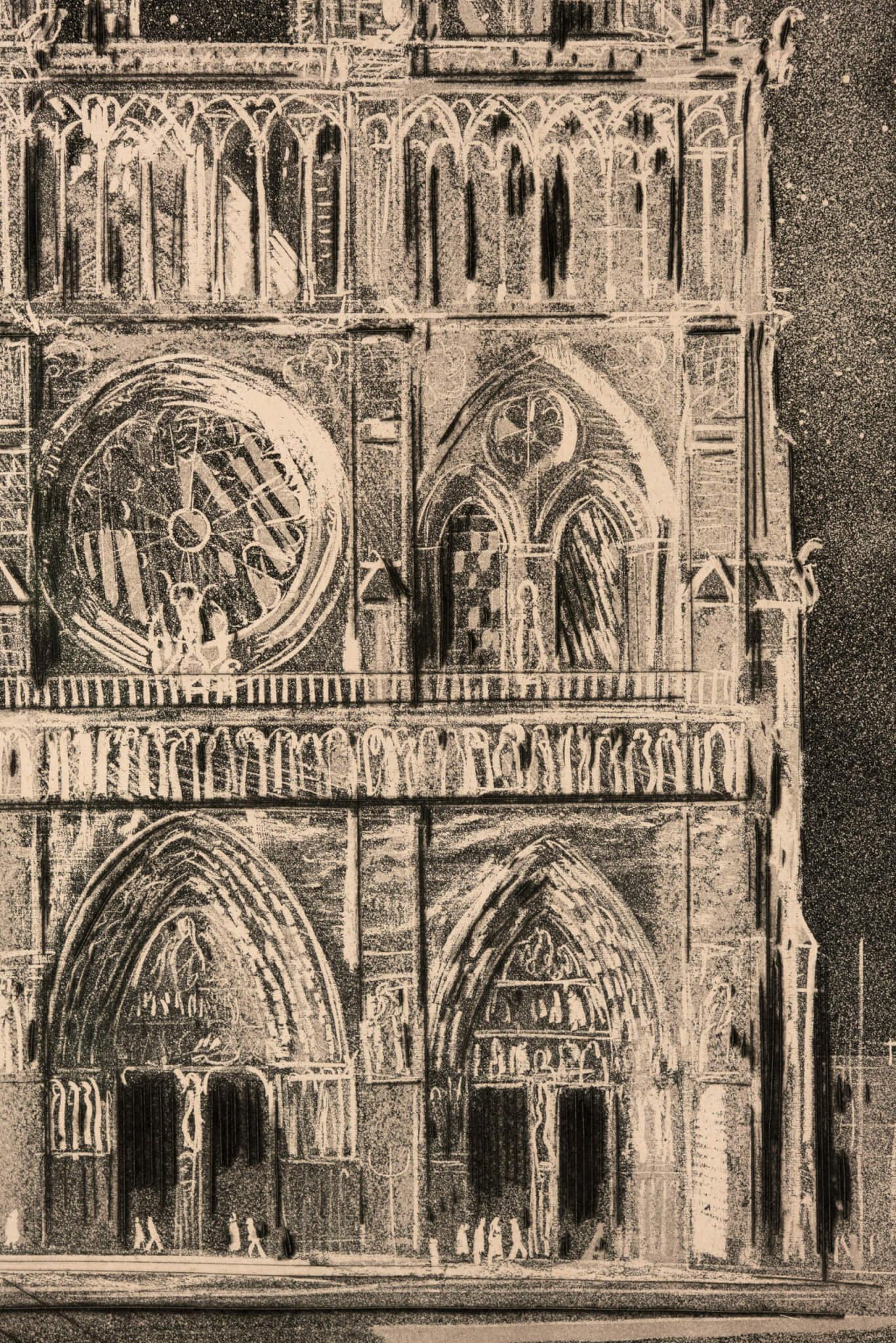 Evald-Okas-Notre-Dame-õhtul-1962-Allee-galerii-oksjon