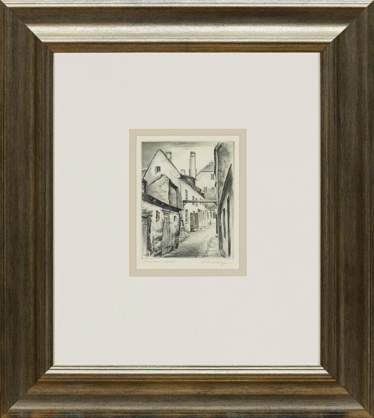 Günter-Reindorff-Vana-hoov-Allee-galerii-kunstioksjon
