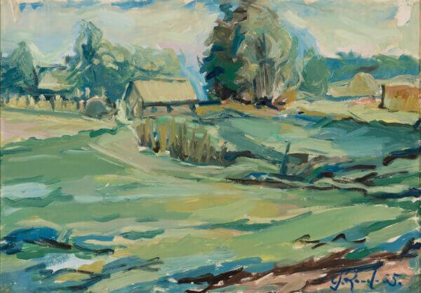 Gustav-Raud-Allee-galerii-kunstioksjon