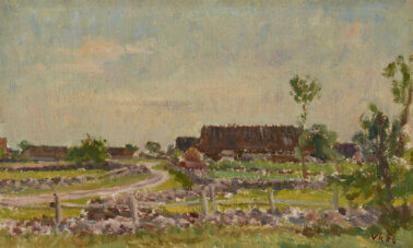 Johannes-Võerahansu-Saaremaa-maastik