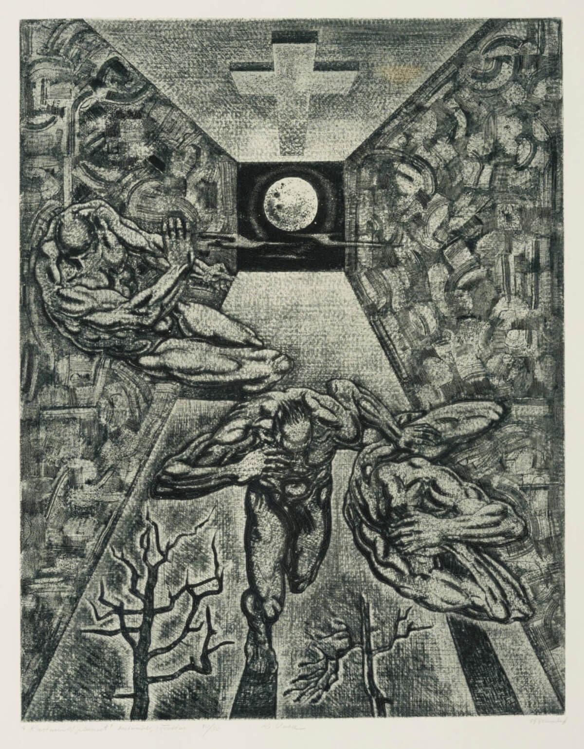 "13. RENALDO VEEBER ""Kustutatud planeet"" 1980"
