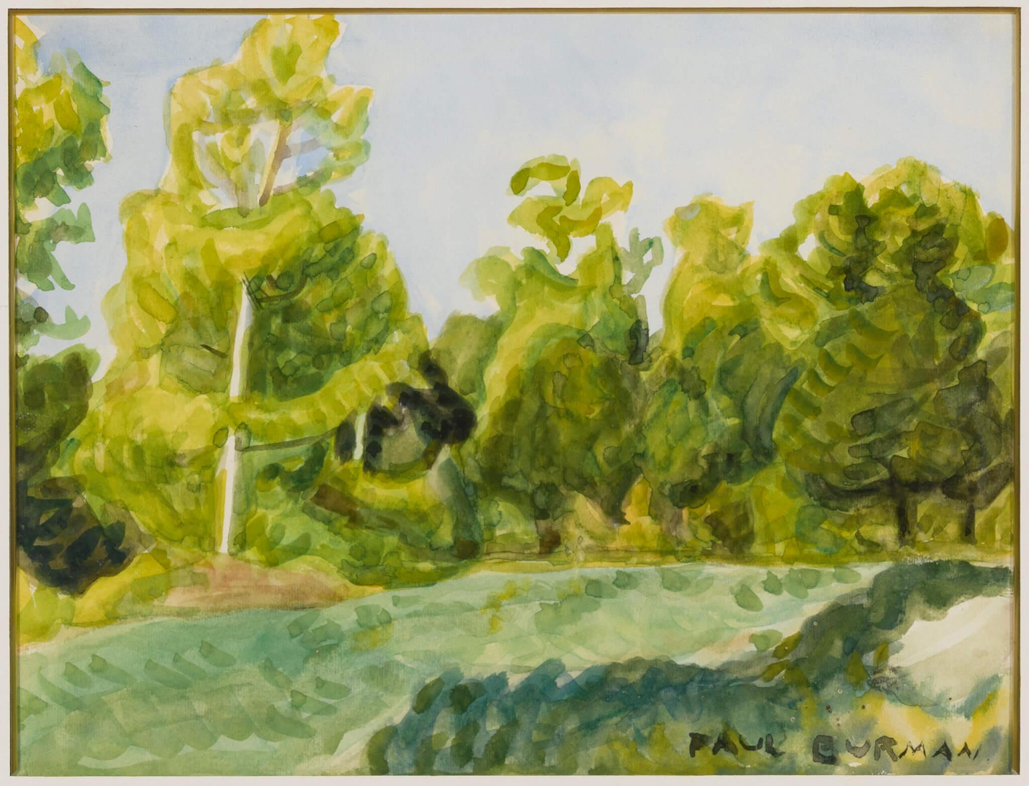 Paul-Burman-Harku-Mets-Allee-galerii-kunstiklassika-oksjon