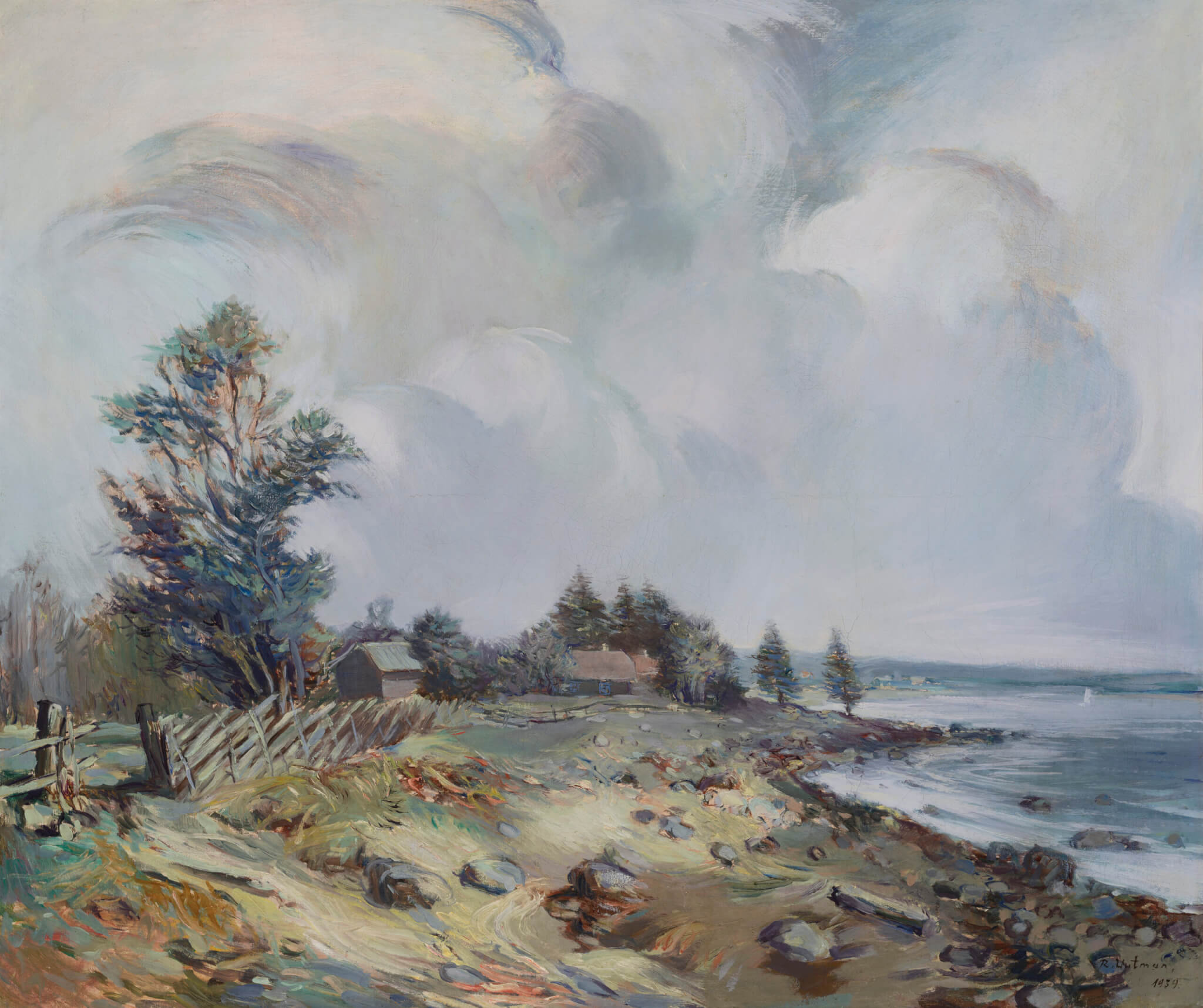 Richard-Uutmaa-kunstinäitus-Allee-galerii-Tallinnas