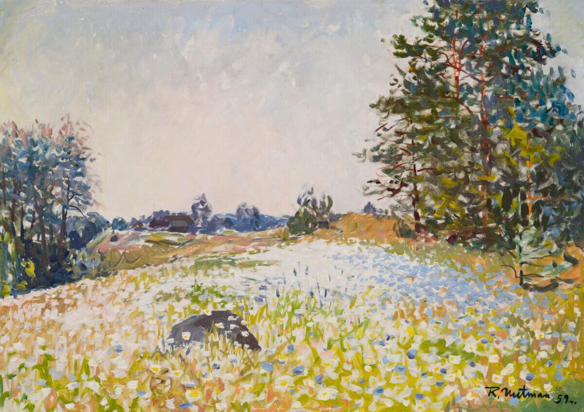 """32. Richard Uutmaa """"Lilleväli"""" 1959"""