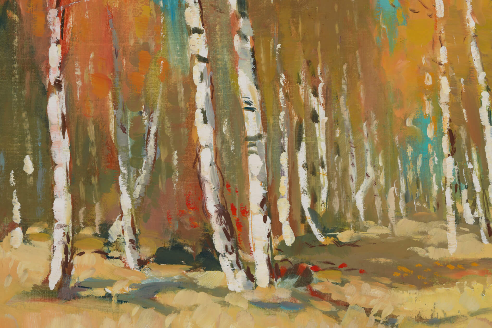 Richard-Uutmaa-Sügismaastik-Allee-kunstigalerii-sügisoksjon