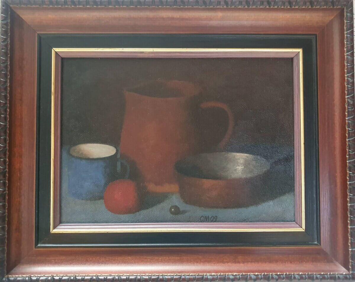Olav-Maran-Vaikelu-Allee-kunstigalerii