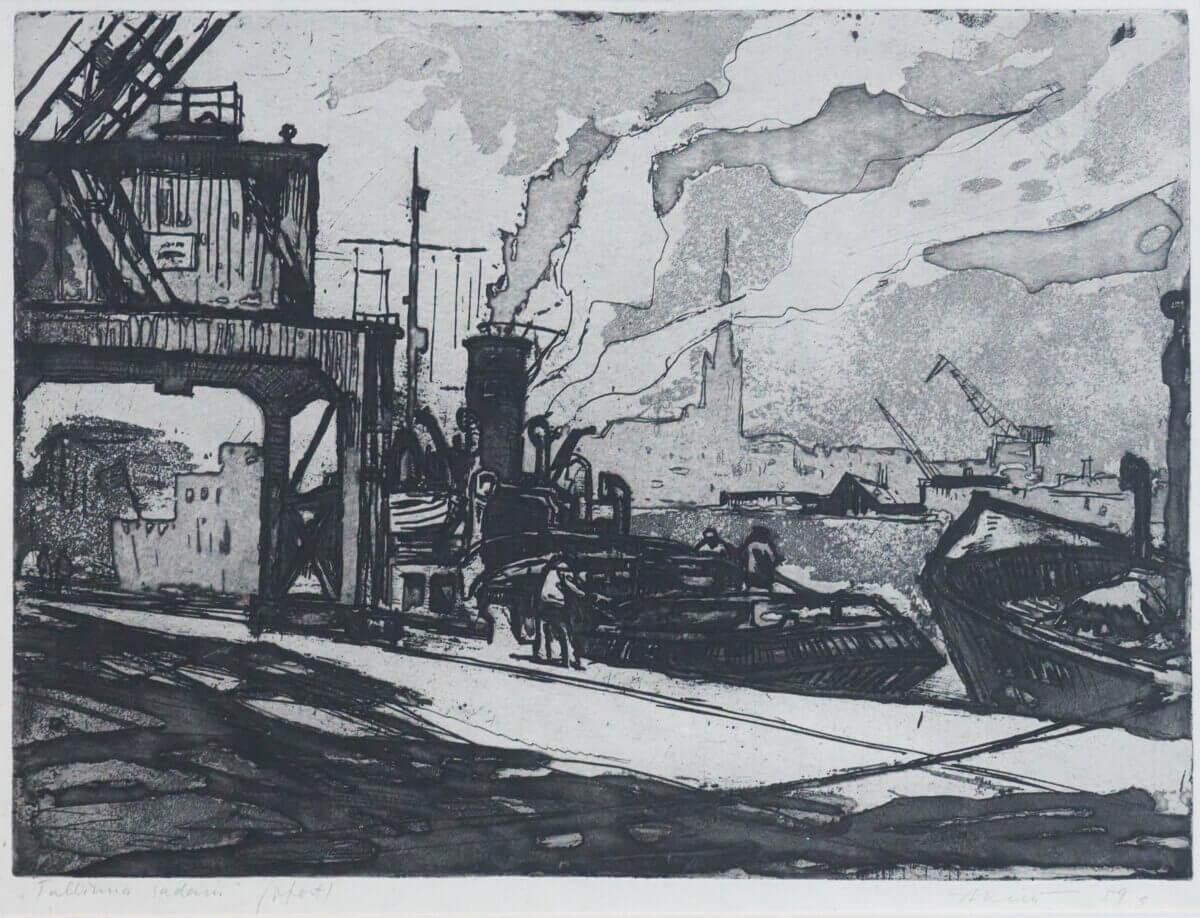 Allex-Kütt-Tallinna-sadam-ofort