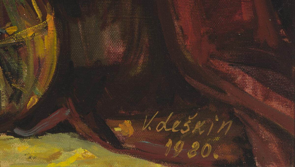 Viktor-Leškin-signatuur