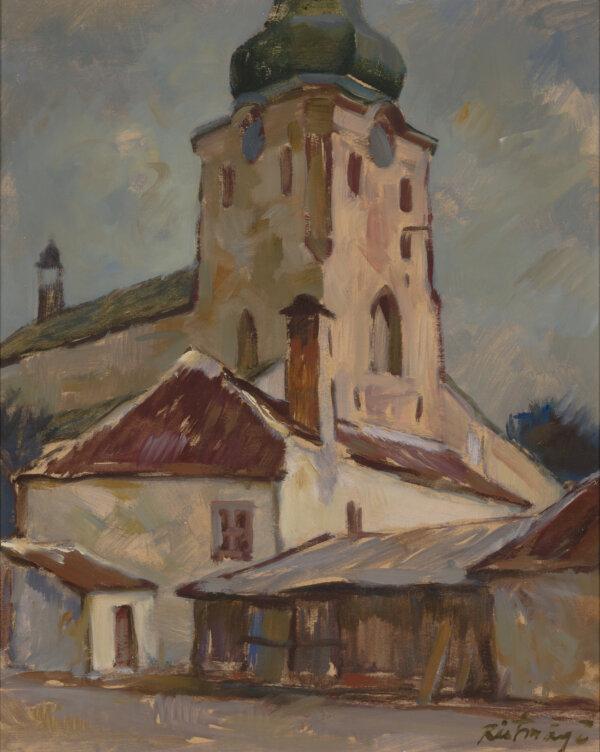 Aleksander-Ristmägi-Toomkirik-Tallinnas