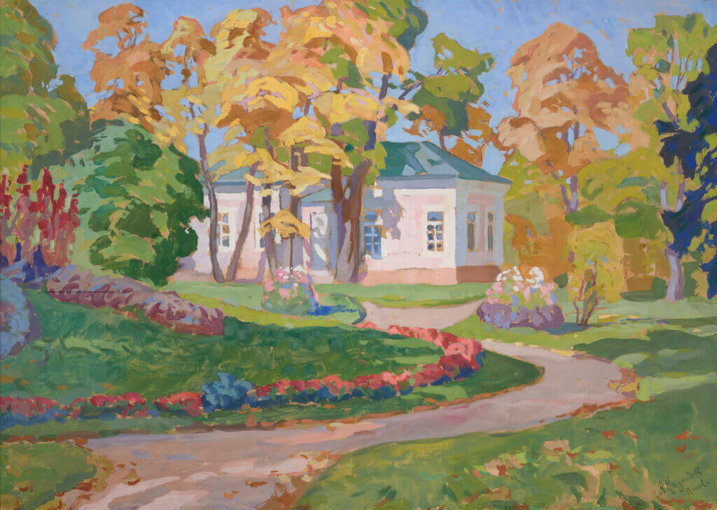 Anatoli-Kaigorodov-Kadrioru-vaade-Allee