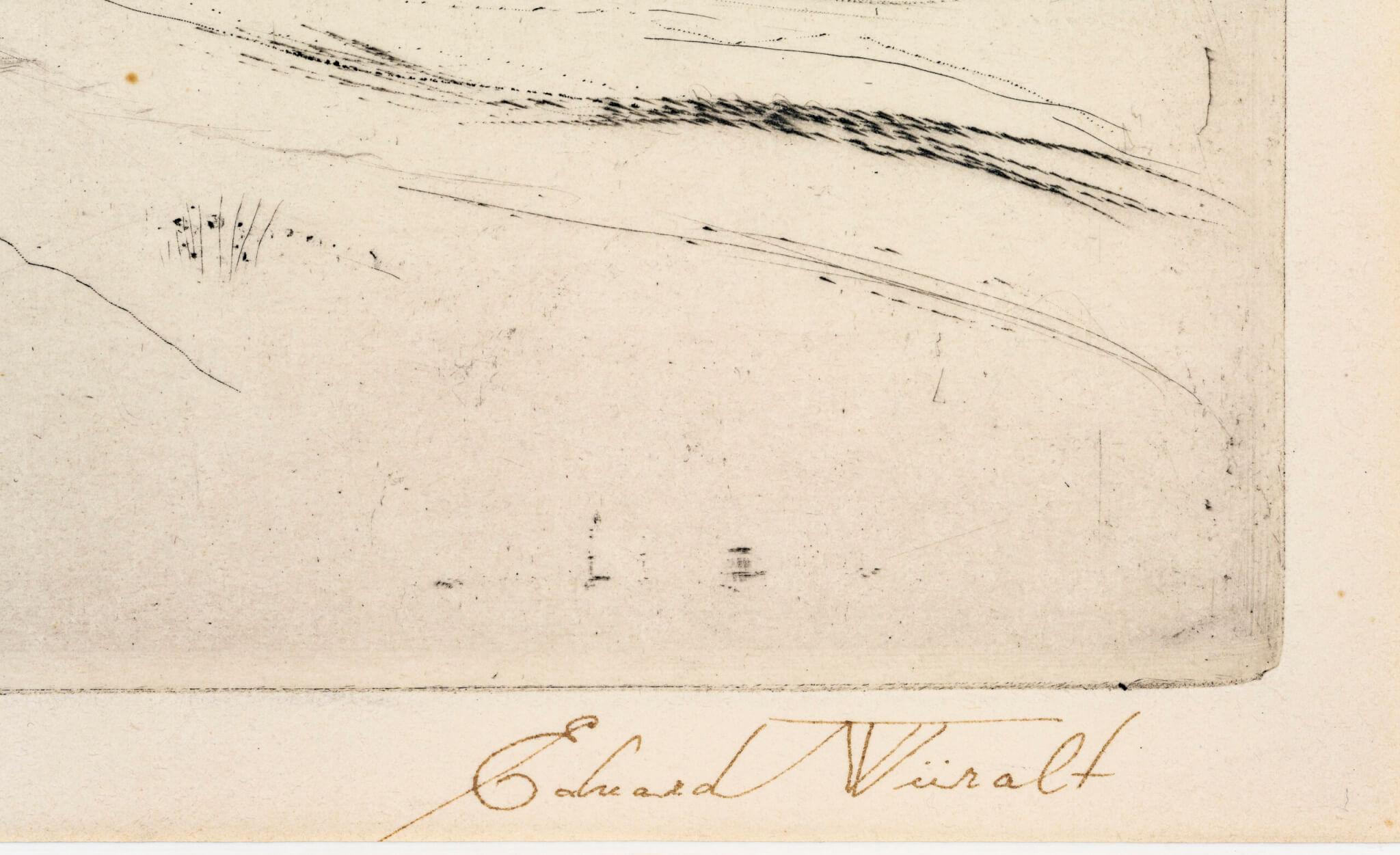 Eduard-Wiiralt-Marrakeši-linnamüür-signatuur