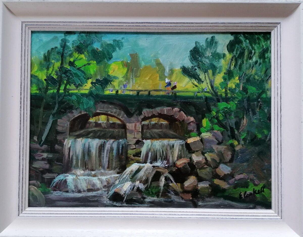 Elmar-Kell-Maastik-sillaga-müüa