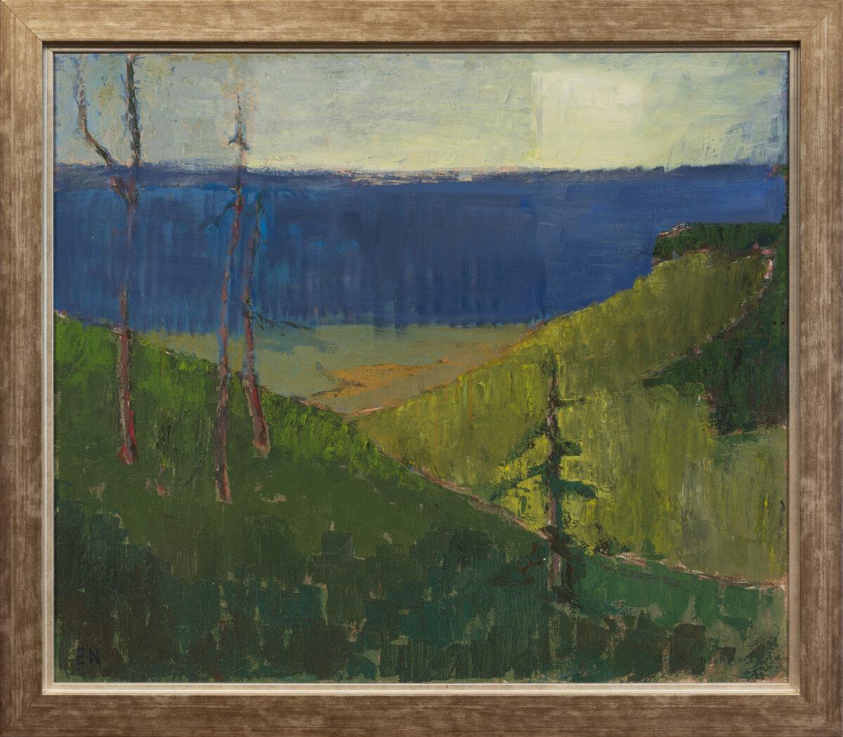 Eugenie-Noormägi-Hansen-Vaade-merele