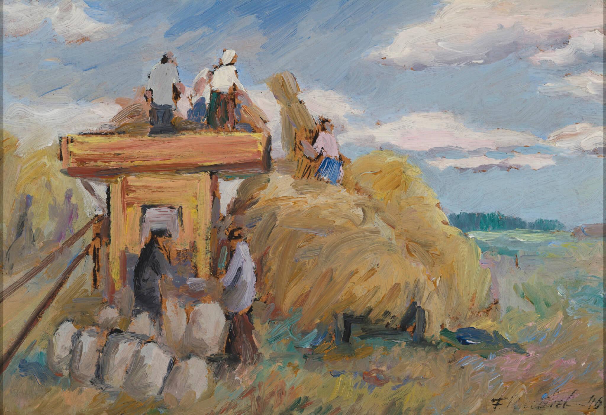 Felix-Randel-Heinategu-Allee-kunstioksjon