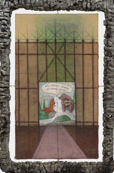 Lemming-Nagel-Loomaaia-väravas