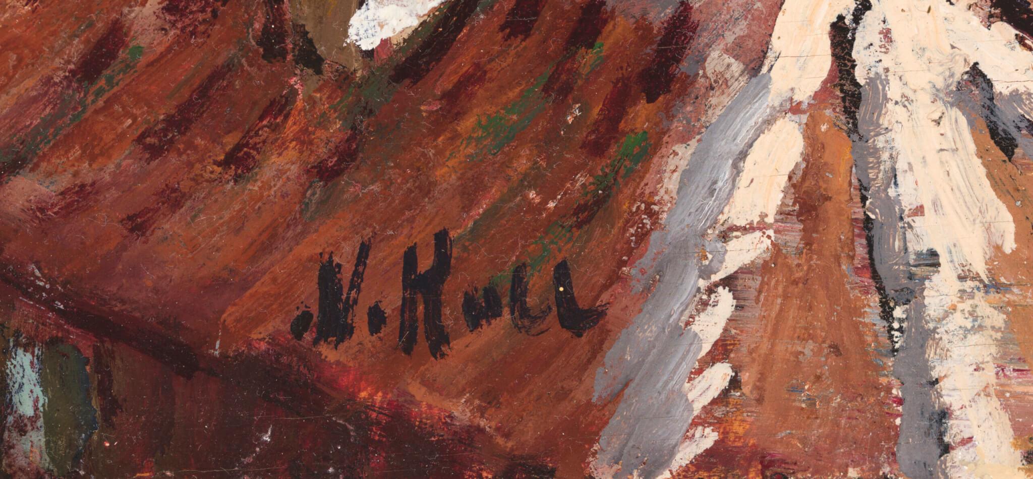 Nikolai-Kull-signatuur