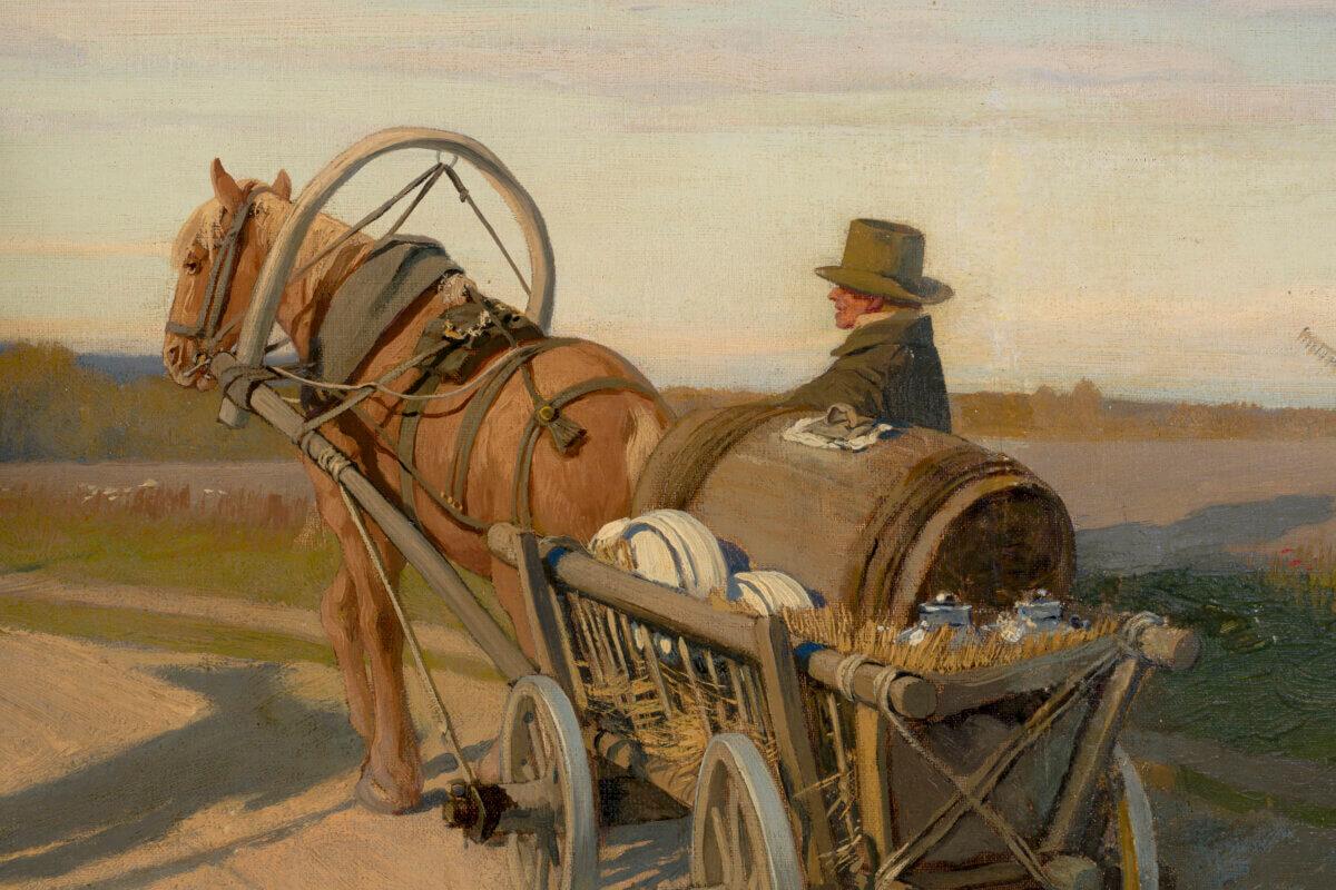 Oskar-Hoffmann-Teel-1877-kunstioksjon
