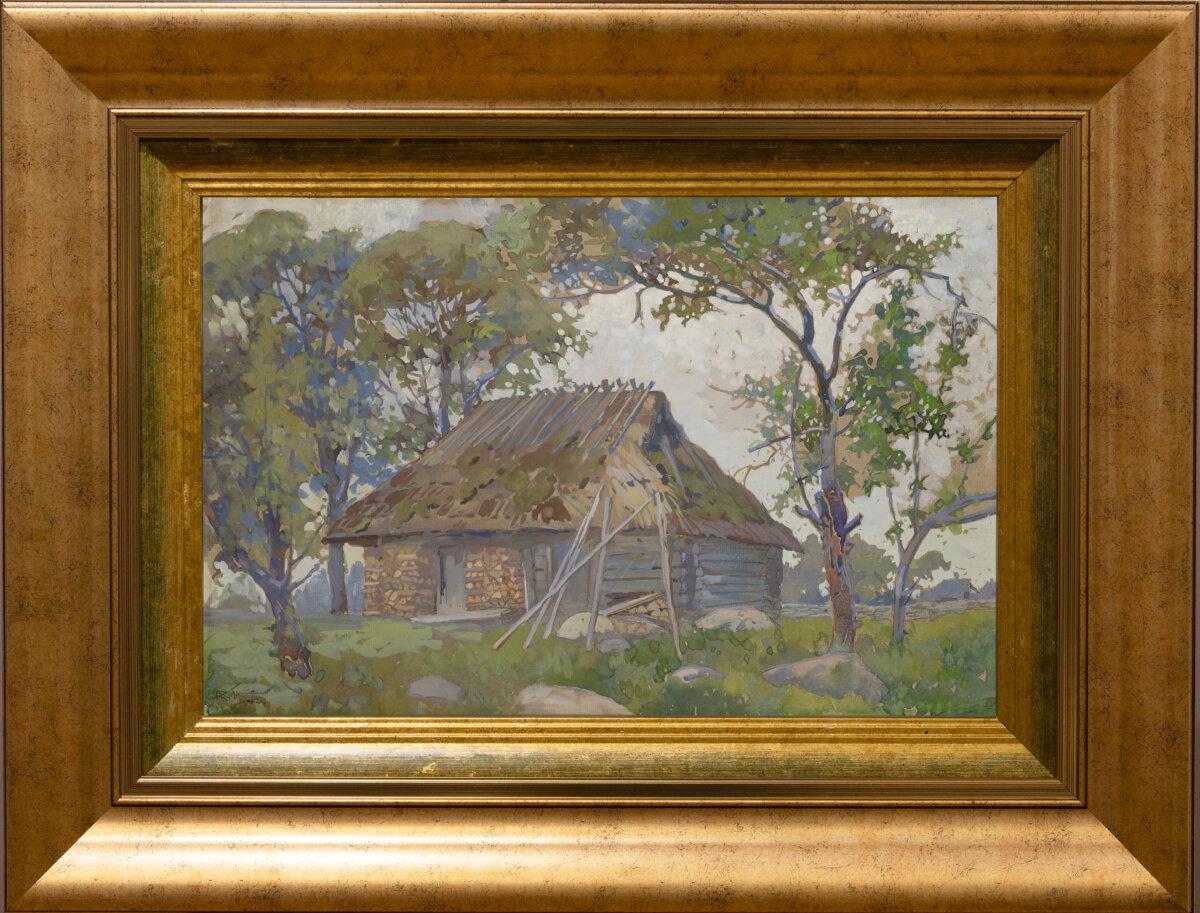 Roman-Nyman-Antsu-talu-ait-kunstioksjon