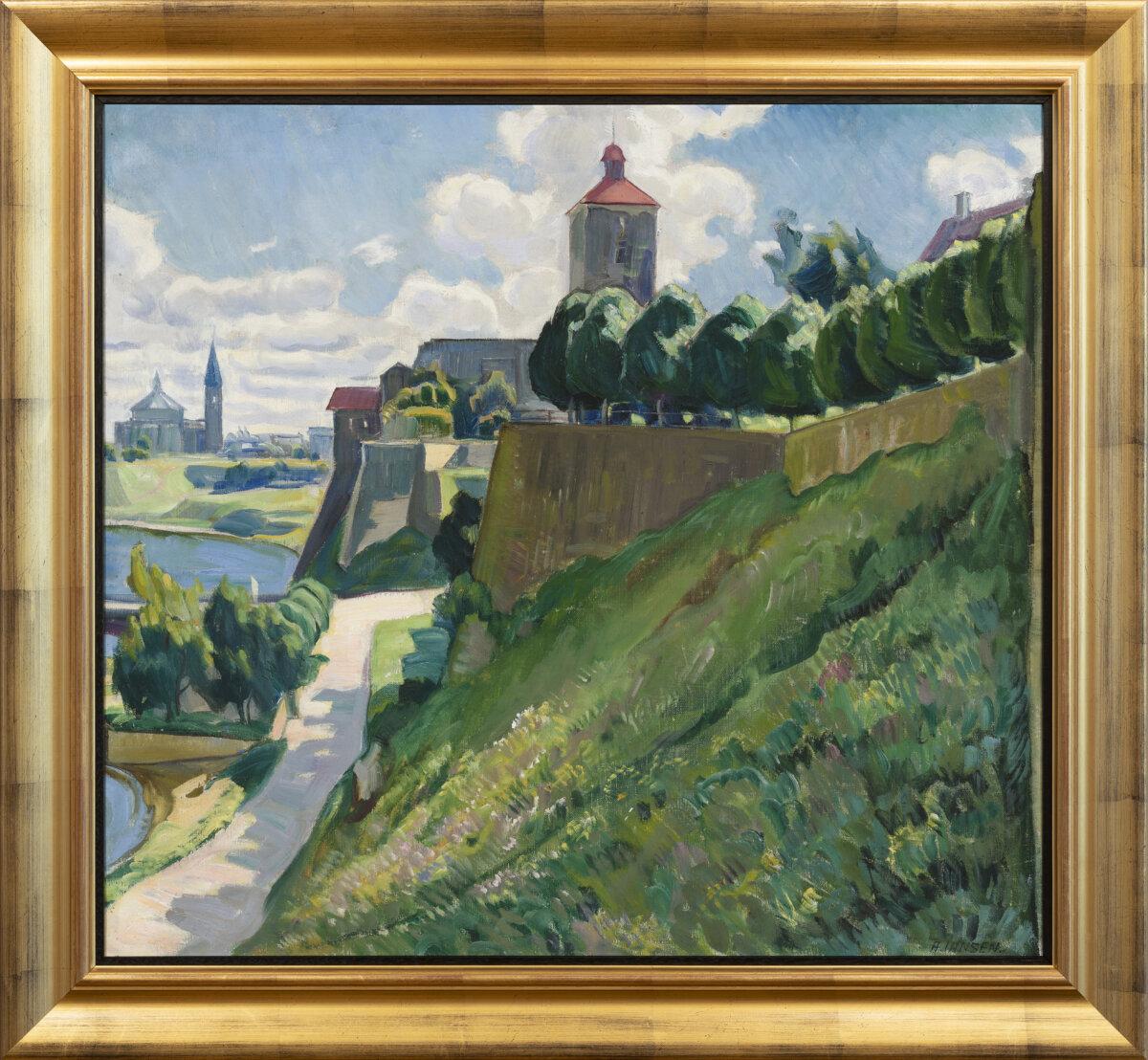 August-Jansen-Narva-Hermanni-kindlus