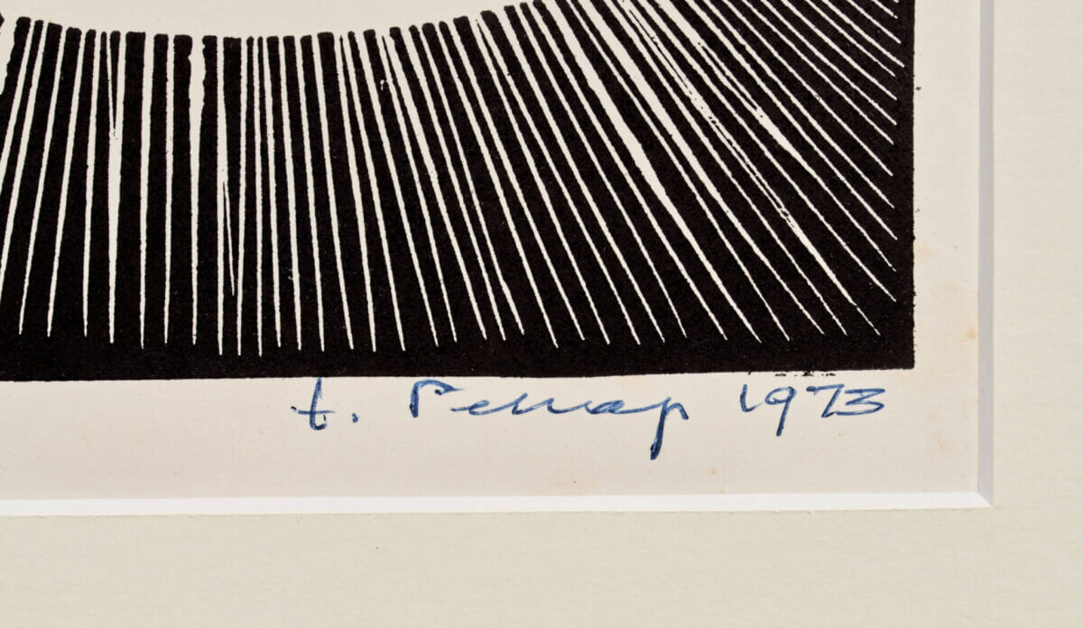 "Erich Pehap ""Showtime"", 1973."