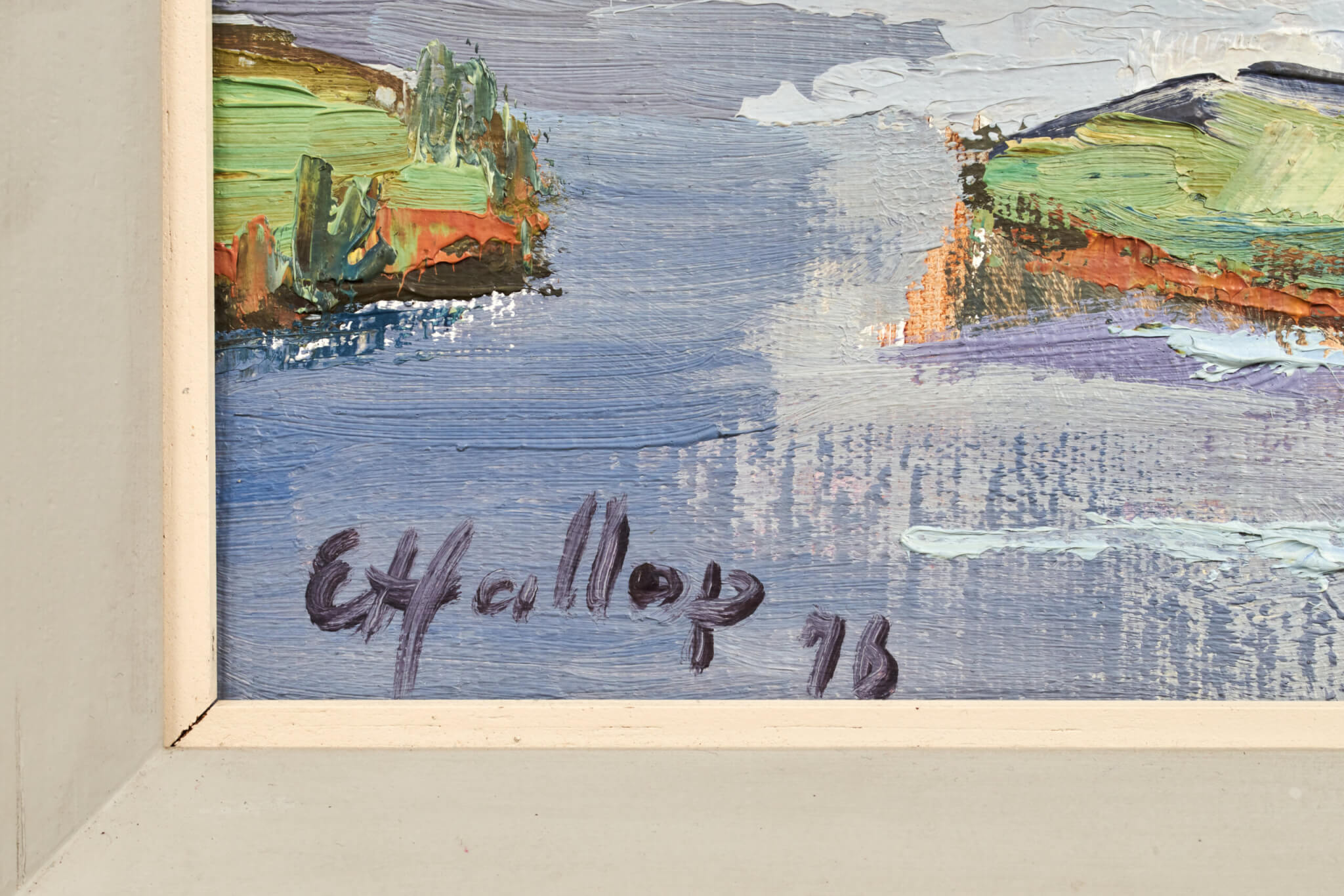 Ernst-Hallop-signatuur