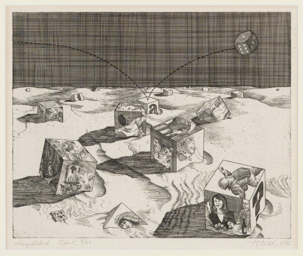 """48. HENNO ARRAK """"Mänguklotsid"""" 1975"""