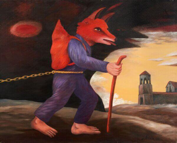 """62. JÜRI ARRAK """"Libarändur"""" 1989"""