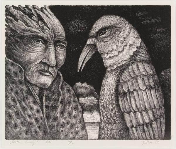 """60. JÜRI ARRAK """"Vestlus linnuga"""" 1988"""