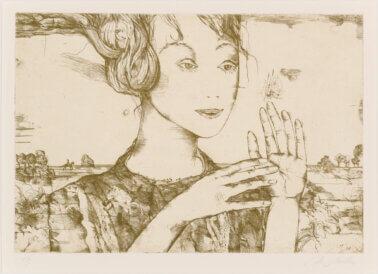 Marju-Mutsu-graafika-noor-tüdruk