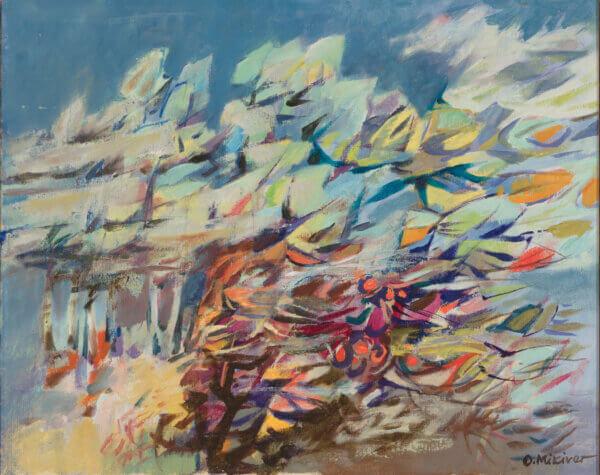 """55. OLEV MIKIVER """"Tuulehoog"""" 1979"""