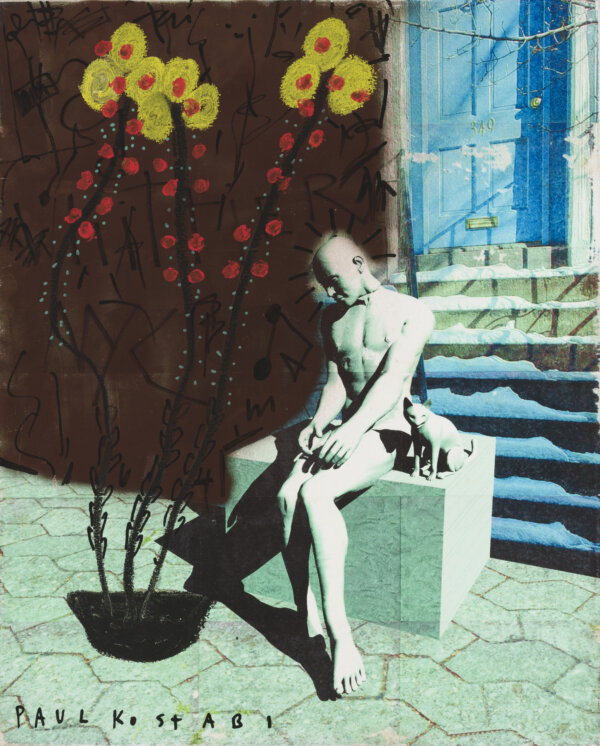 "71. PAUL KOSTABI & MICHAEL SOLIS ""Oodates sõpra"" 2003"