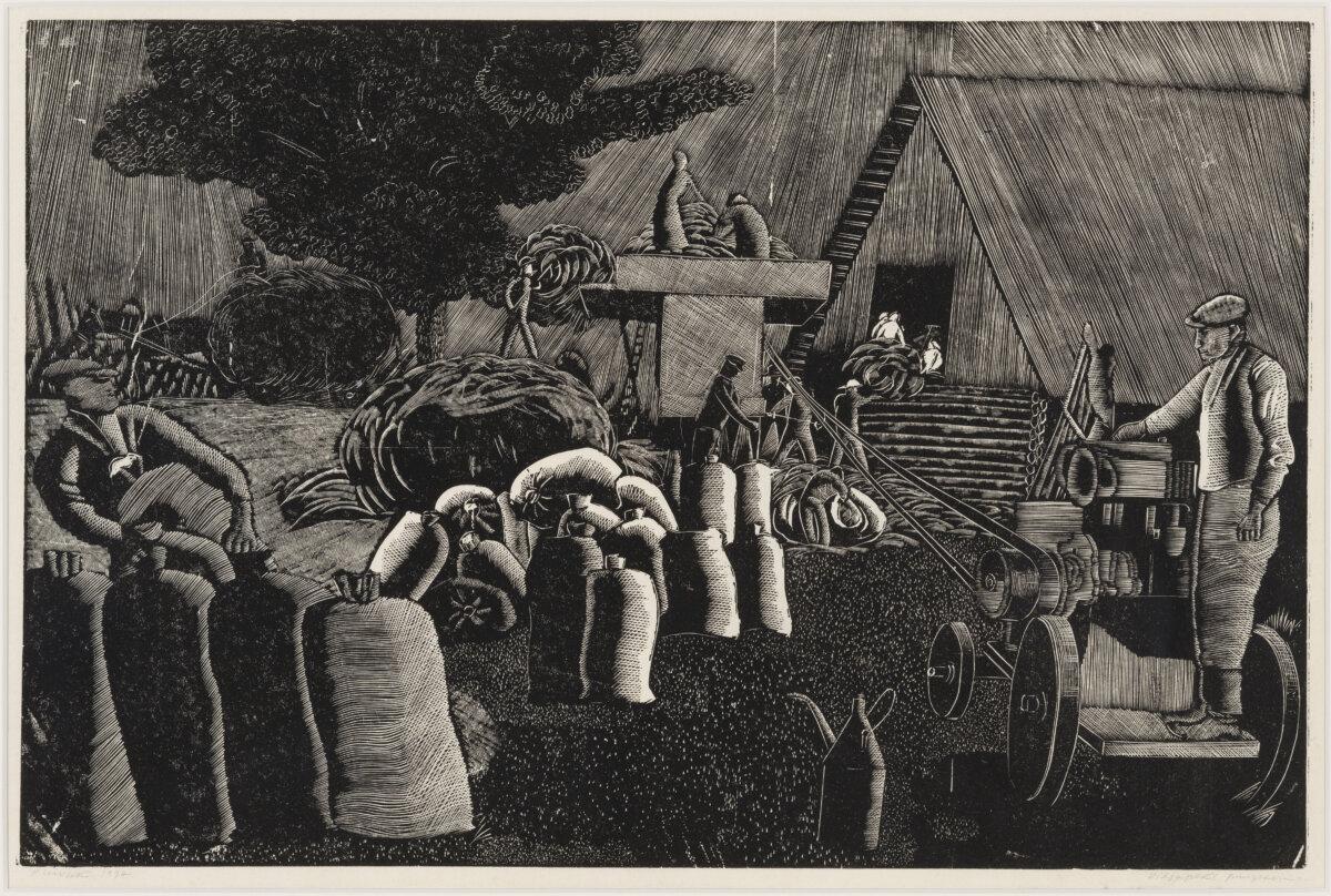 """8. PAUL LIIVAK """"Viljapeks"""" 1937"""