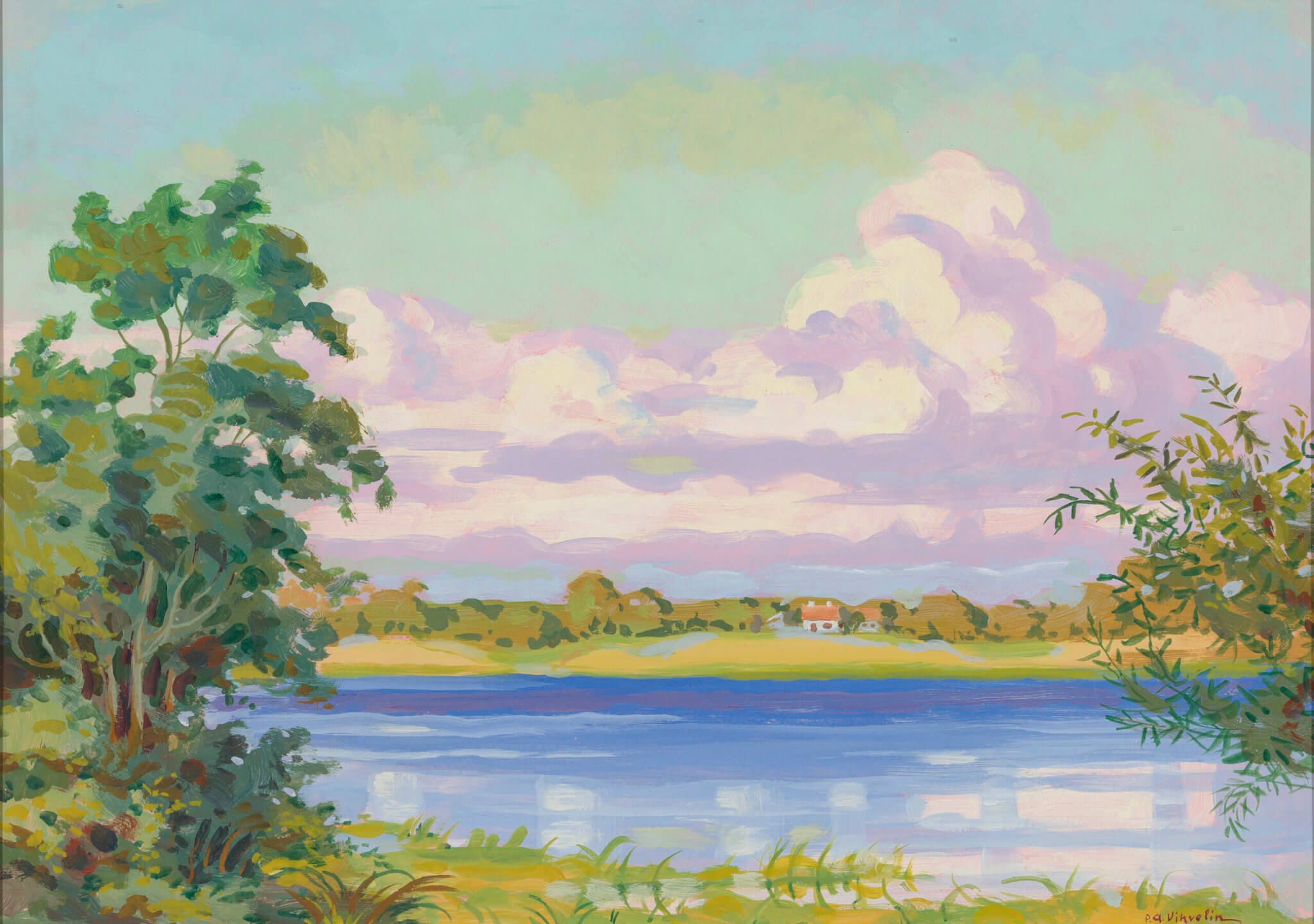Peeter-Arnold-Vihvelin-Narva-jõel