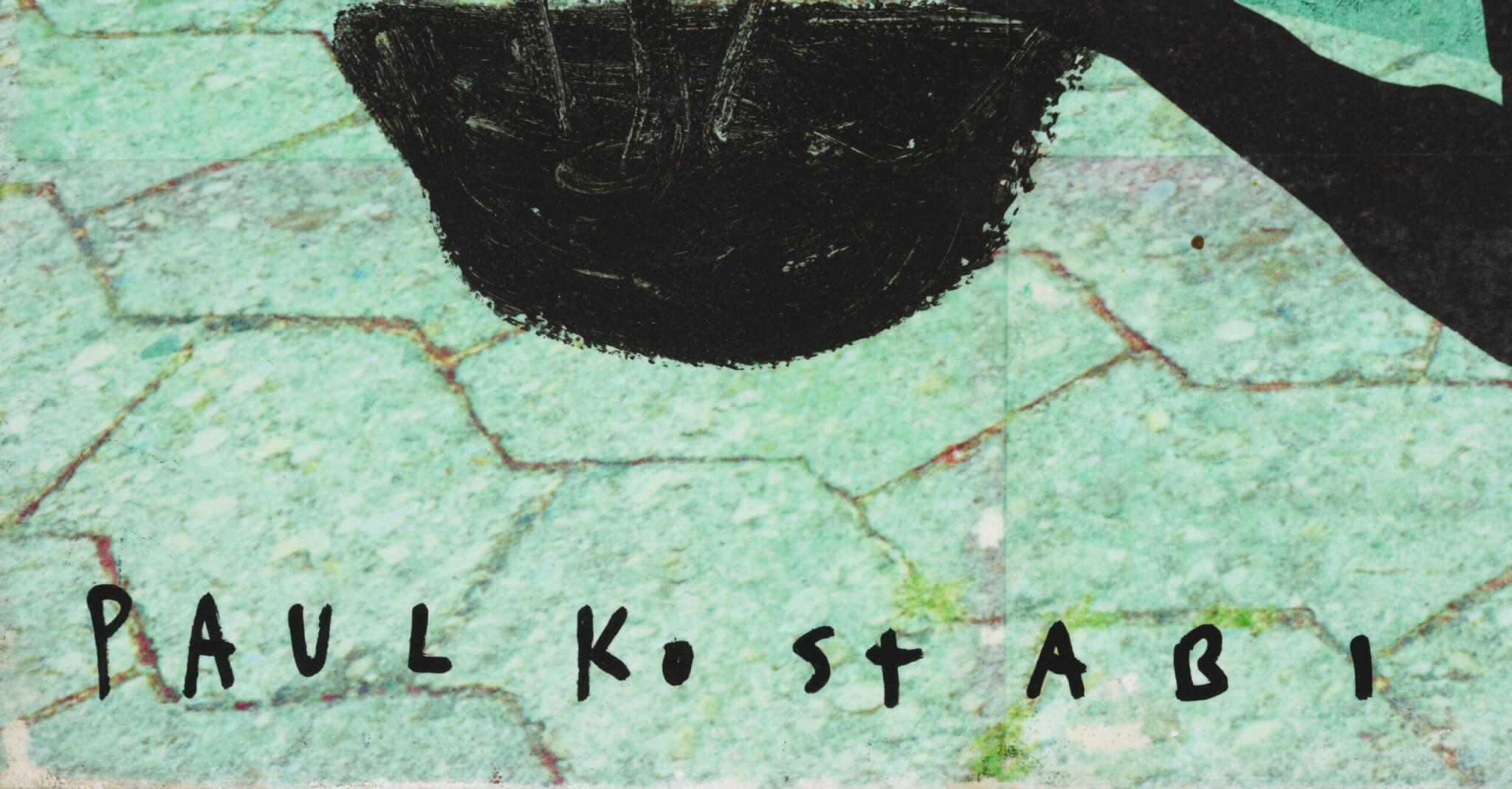 """Paul Kostabi & Michael Solis """"Senza titulo"""", 2003."""