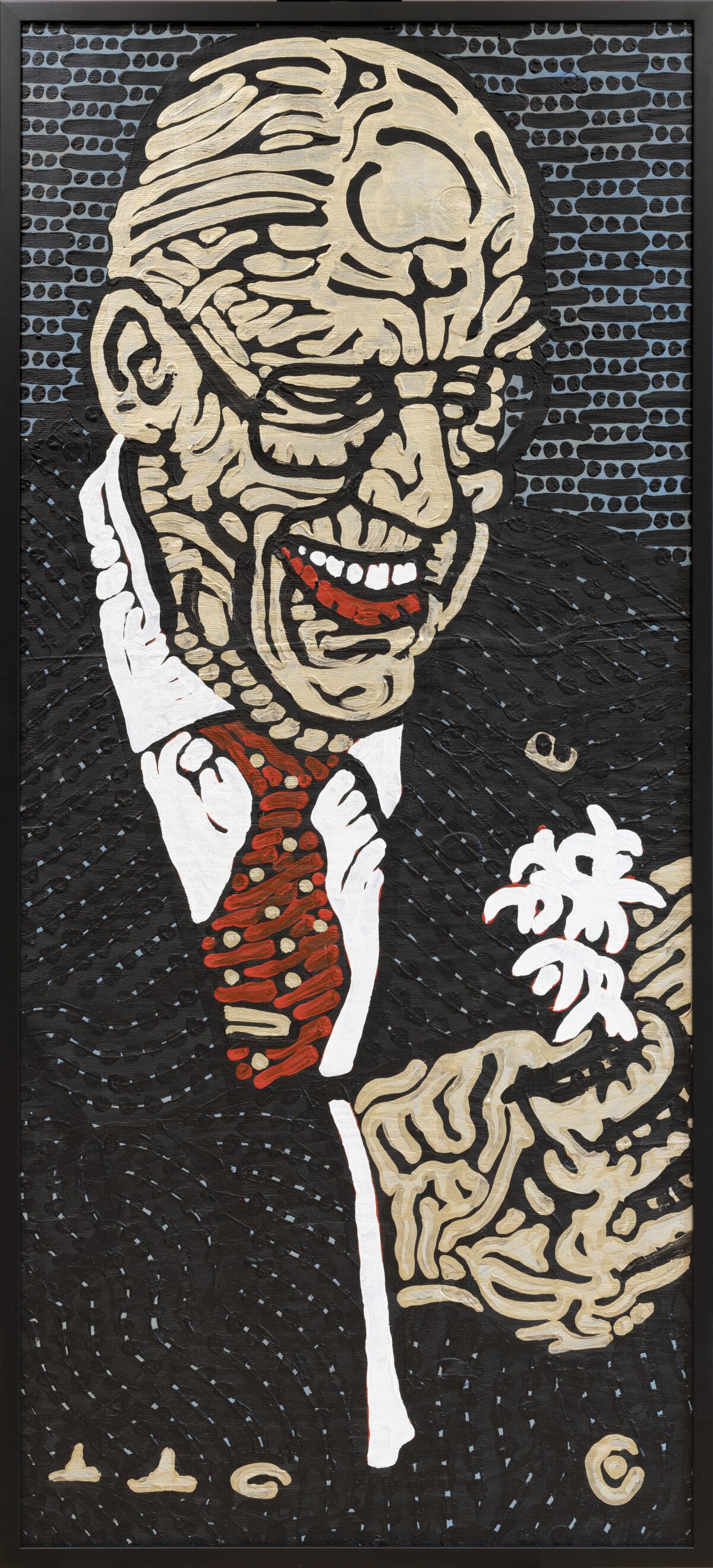 Reiu-Tüür-Lennart-Meri-portree