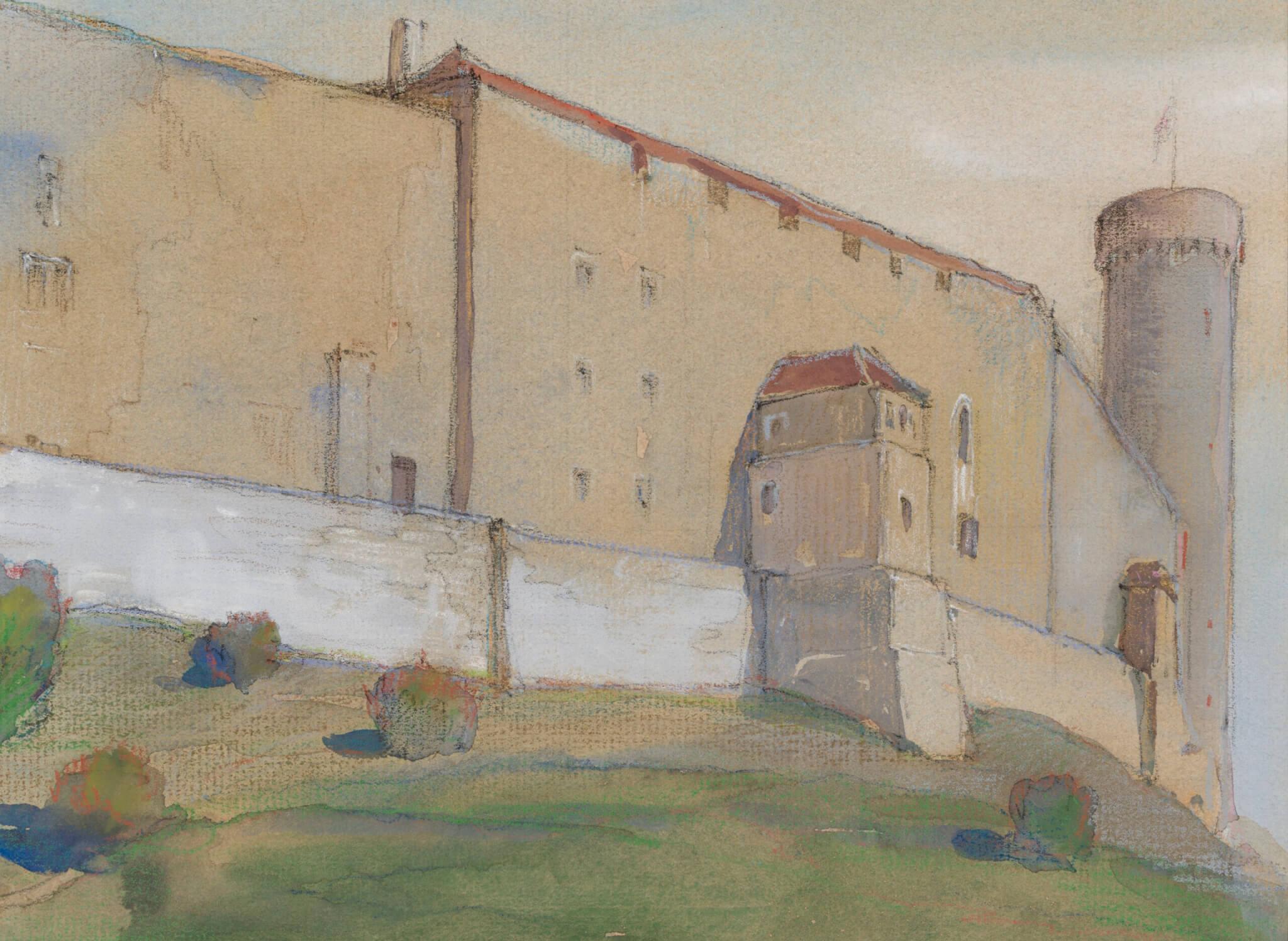 Roman-Nyman-das-Schloss-in-Reval