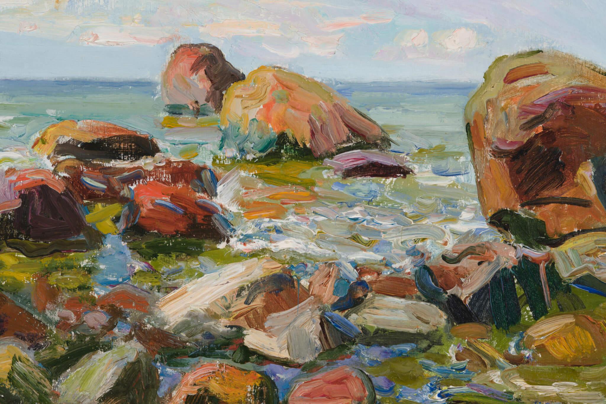 "Eduard Wiiralt ""Monika"", 1942. 49,3 x 32,6 cm."