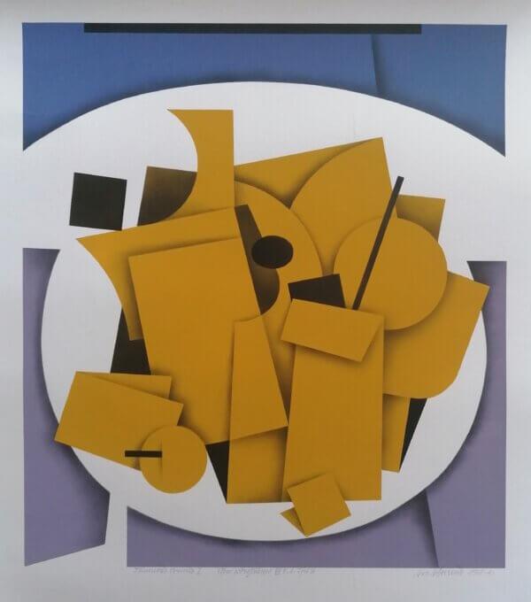 """Avo Keerend """"Teisenevad vormid I"""", 1988"""
