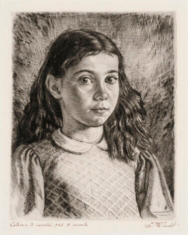Eduard-Wiiralt-Catherine-B-kunstioksjon