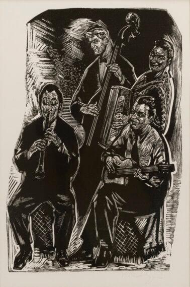 Richard-Kaljo-graafika-Kvartett