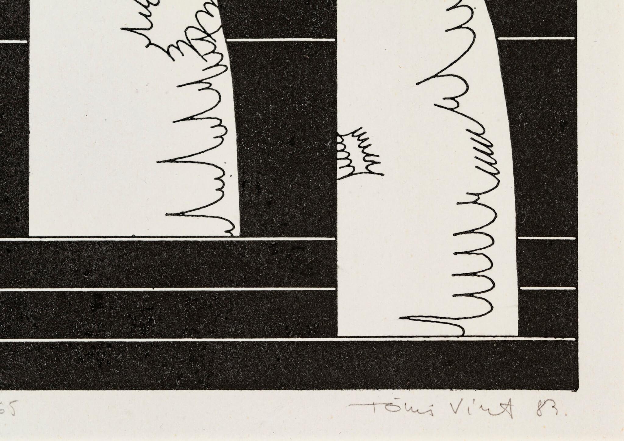 """Tõnis Vint """"Vaikne õhtu"""", 1985"""