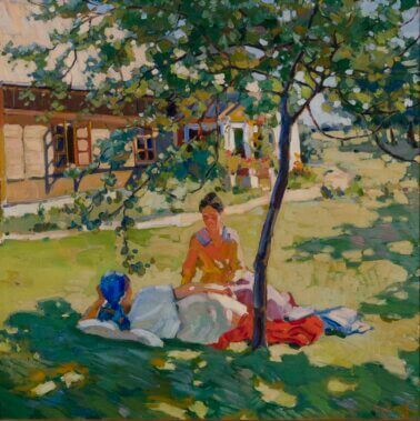 Aleksander-Kulkoff-painting