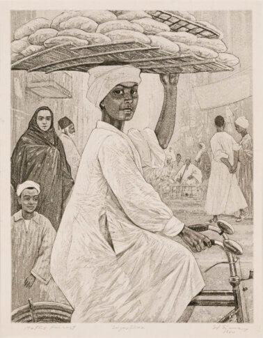 Eduard-Einmann-Kairo-motiiv