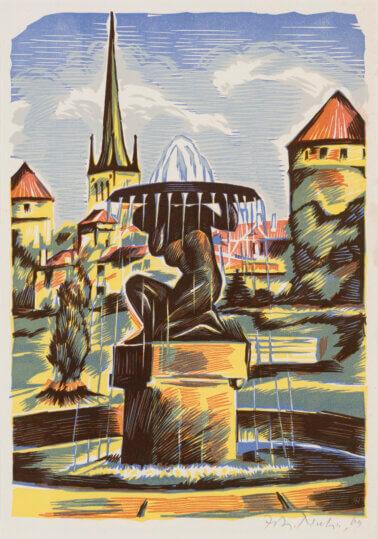 Johann-Naha-Vaade-Tornide-väljakule