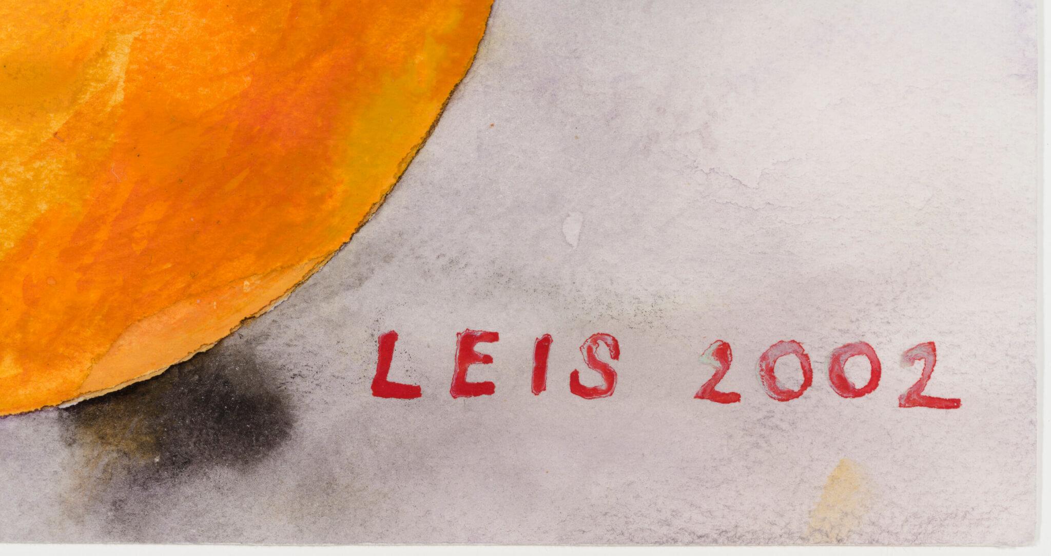 """Malle Leis """"Küpsed viljad"""", 2002. 26 x 35,9 cm."""
